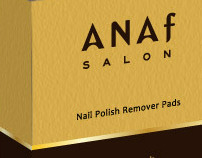 Anaf Salon: Nail Polish Remover