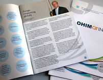 Multimedia and Print Project for OHIM