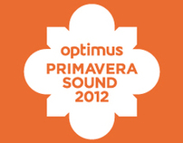 Optimus Primavera Sound Porto 2012 PROMO