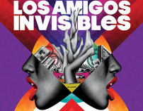 Los Amigos Invisibles - NEW CD