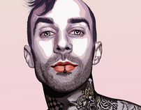 TRAVIS BARKER ILLUSTRATION