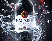Bacardi - Shoot & Fly