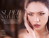 Super Natural with Zhang Jingna - Harper's BAZAAR