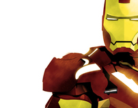 Iron Man- Vector