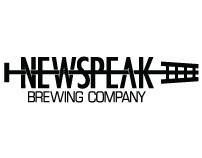 Newspeak Brewing Company Branding