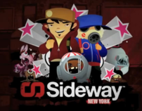 Sideway™ New York - Fuel Entertainment Ryan Valley