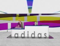 Adidas Headquarters Lobby- Spring 2010