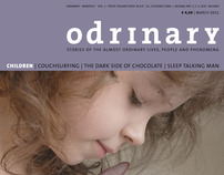 Odrinary Magazine