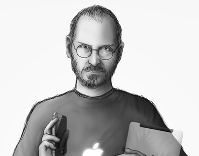 Tribute Steve Jobs