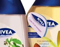 Nivea Massage Oils