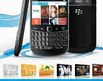 Mega Tronik Launching Blackberry Dakota