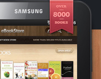 Mobile Bookstore Concept