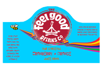 Feelgood Drinks Promotional Work