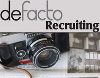 Defacto - student newspaper. Vol.1