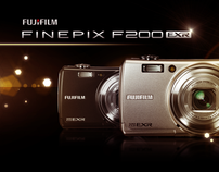 Fujifilm F200 Product Tour