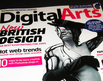 Digital Arts, Best of New British Design & other press
