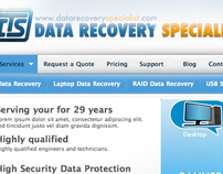 Data Recovery Specialist - Redesign