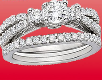 engagement rings on sale  (sample)