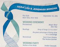Sara & Jeremiah Wedding