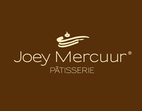 Joey Mercuur Logo Design