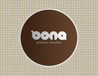 bona chocolate logo