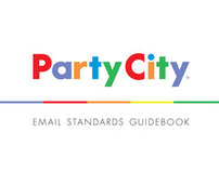 Party City Email Style Guide