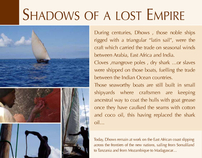 Shadows of a lost Empire