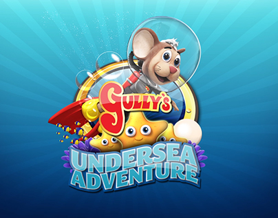 Gullys Undersea Adventure App for Gullivers World