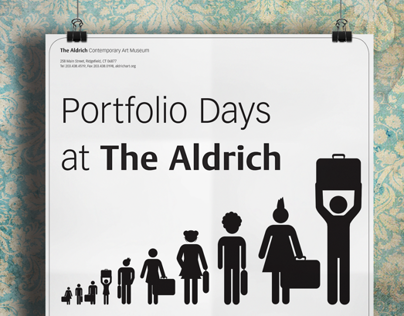 Portfolio Day 2011-The Aldrich Contemporary Art Museum