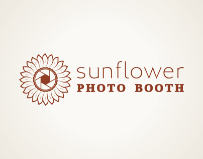 Branding - Sunflower Photo Booth