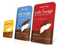 Hungry Horse   Brand - Packaging