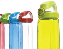 Nalgene Outdoor's On The Fly water bottle