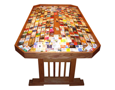 Matchbox Table