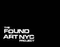 The Found Art NYC Project