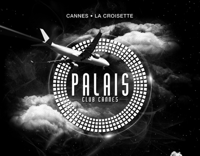 Art Direction, Identity Print - Palais Club Cannes 2011