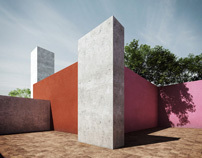 Luis Barragan - Casa Barragan