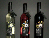 Eyecon Wine Label Design