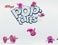 Kelloggs Pop-Tarts Follow the Leader