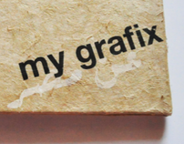 My Grafix Diary about Contemporary Egypt