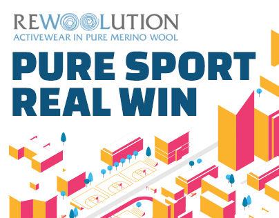 Rewoolution Pure Sport Real Win