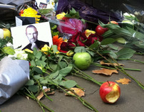 6/10/2011 Tributes To Steve Jobs