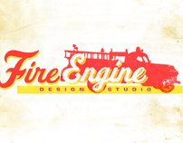 Fire Engine Design Studio Branding
