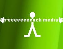 Reach Media identity
