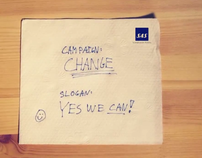 Concept Ad: Game Changing Napkins