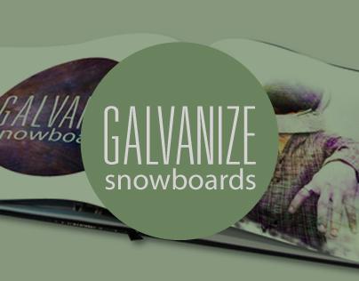 Galvanize Snowboards