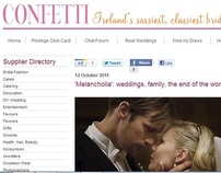 Confetti.ie: 'Melancholia' film review