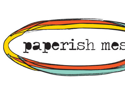 Paperish Mess Logo