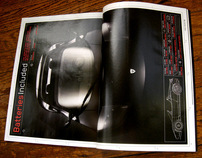 Wired Magazine - Tesla