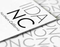 IIDA NC | Brand Identity, Stationery & Web Design