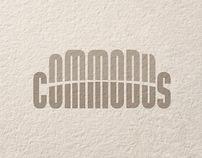 Commodus logo
